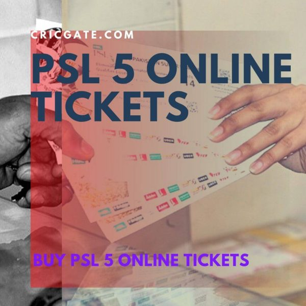 Psl 5 Tickets Price Archives Cricgate