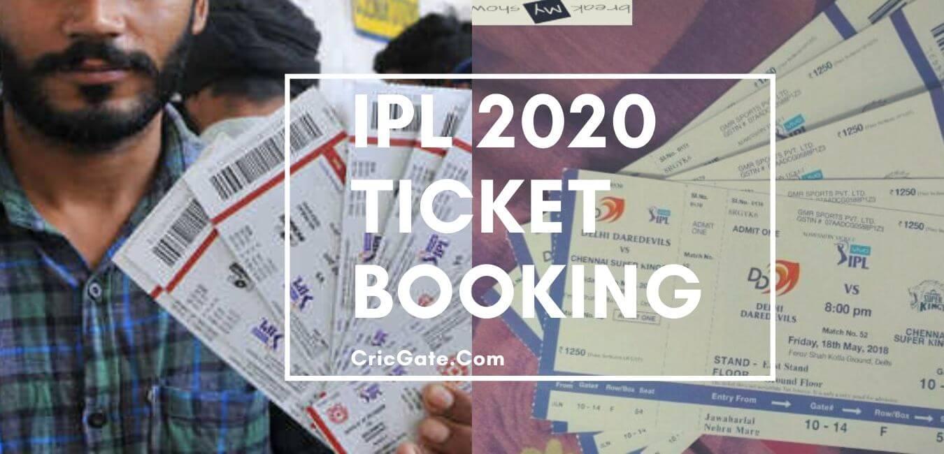 IPL Online Tickets