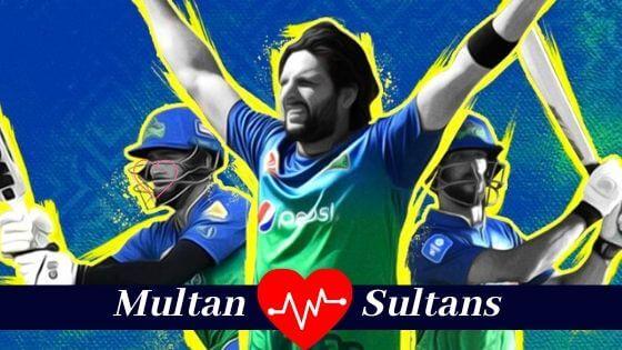 Multan Sultans Squad 2020