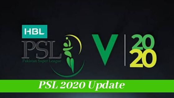 PSL 5 Points Table