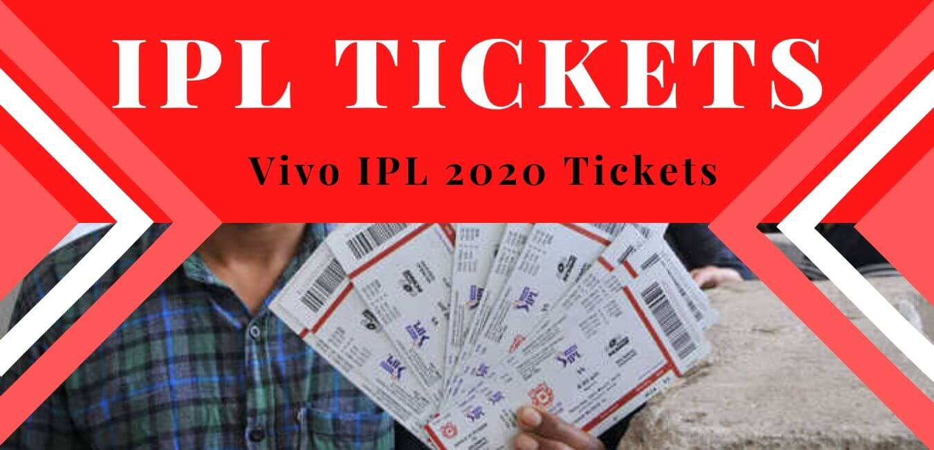 IPL Tickets 2020