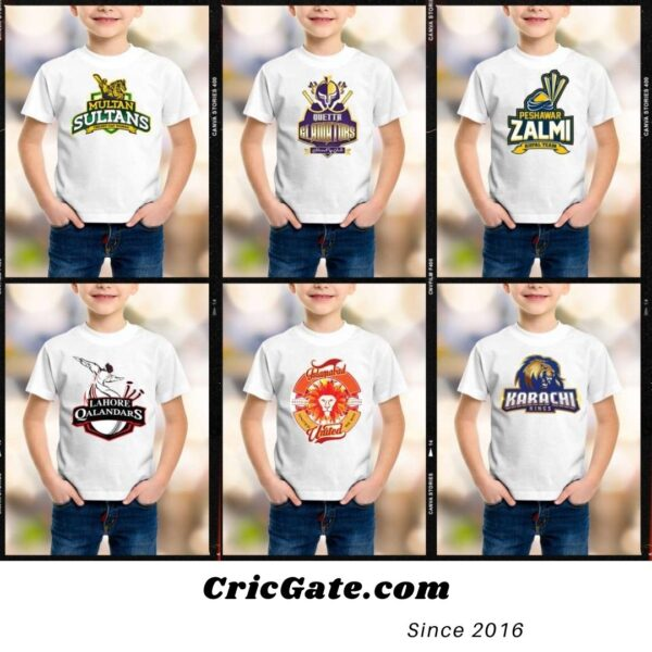 PSL NAME Printed shirts