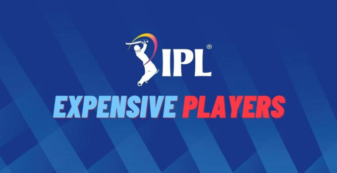 IPL 2021 Top 10 Most Expensive Players